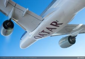A350_XWB_Qatar_Airways_in_flight_3
