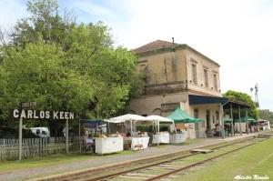 Estacion Carlos Keen