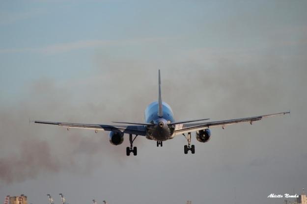 LV-CQS A320 LAN desde atras