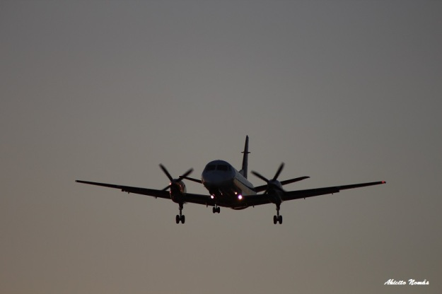 LV-CYC Saab 340 Sol