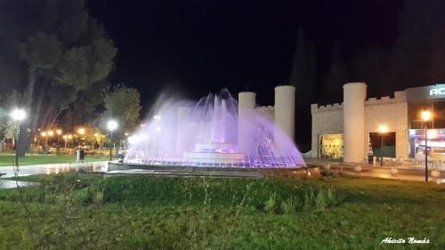 Fuente San Rafael