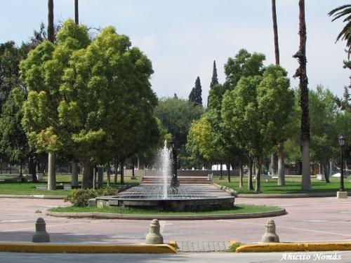 Fuente plaza