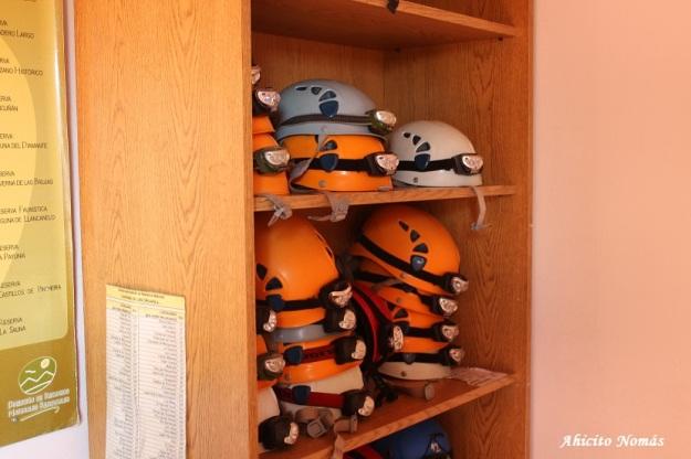 Los cascos