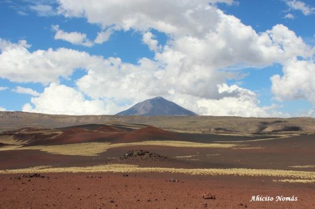 12- Volcan solitario