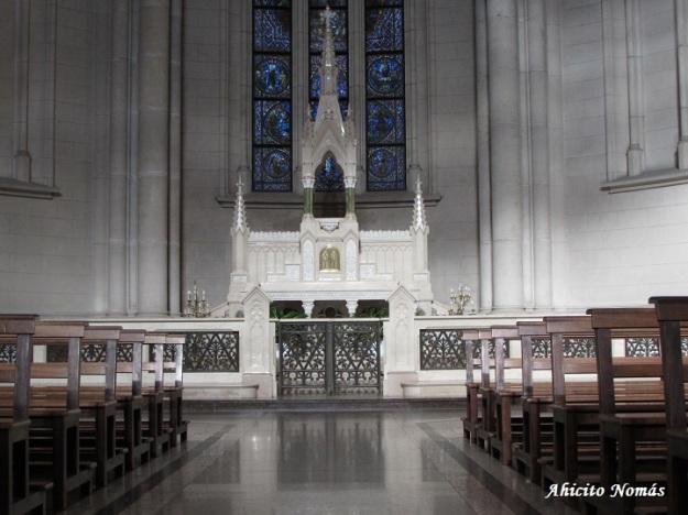 Altar menor