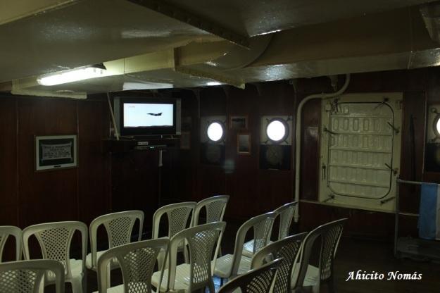 Sala Audiovisuales