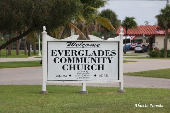 Bievenidos a la iglesia