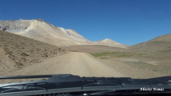 Camino a Valle Hermoso