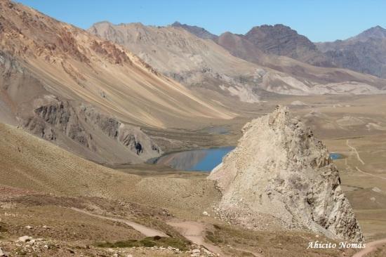 Roca tapa laguna II