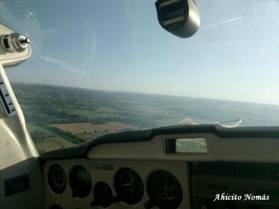 Aerodromo a la vista