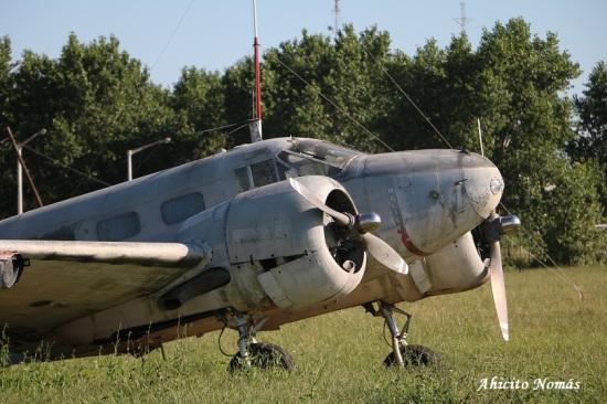 Aviones Abandonados Moron