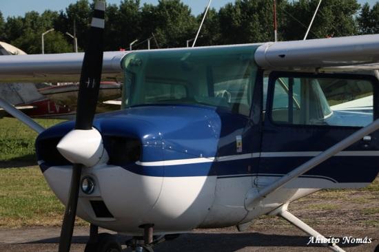 C-150 primer plano