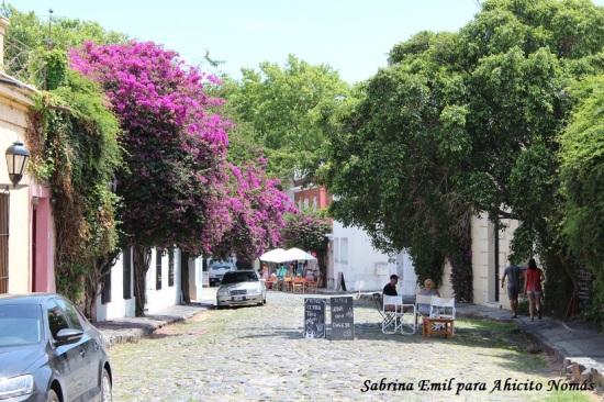 Calles con Santa Rita