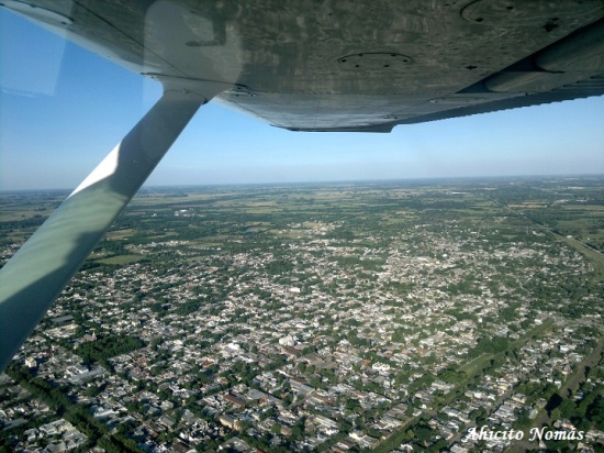 Desde el aire