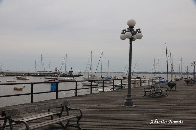 Muelle veleros