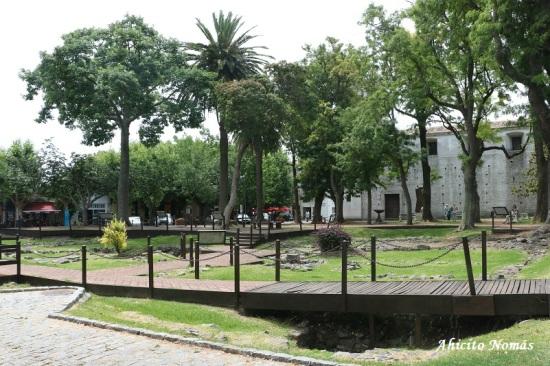 Plaza Manuel Lobo