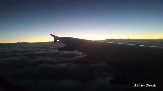 Colchon de nubes