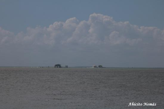 Casas en el mar