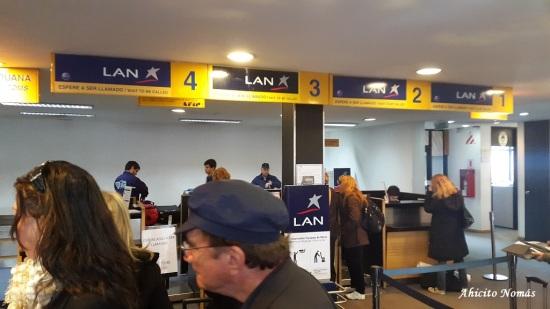 Check in Lan