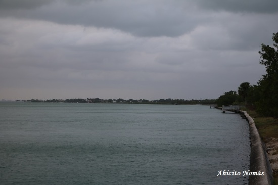 Costa del parque