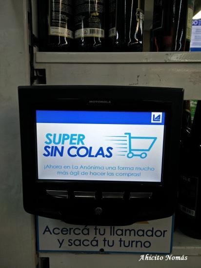 Super sin colas