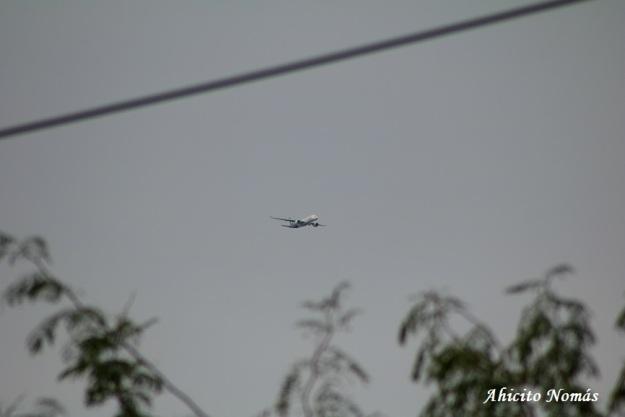 1 - A350 a lo lejos