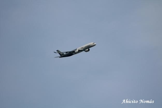 2 - A350 virando