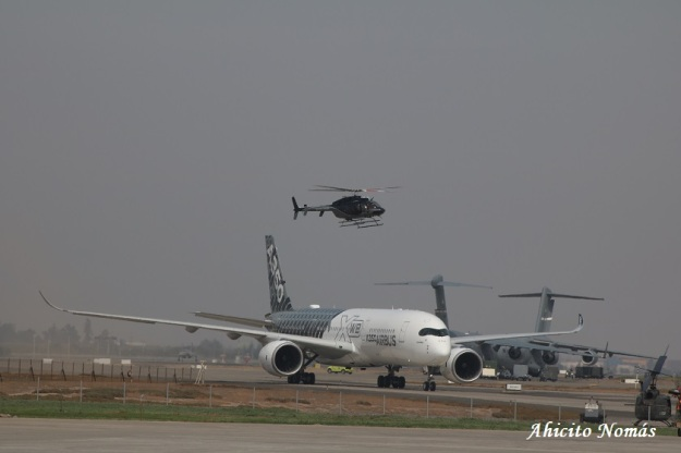 2 - Con helicoptero encima