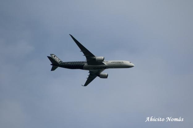 4 - A350 sobre nosotros