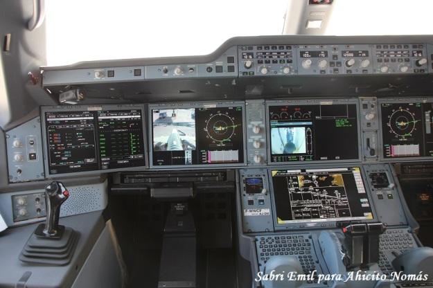 2 cockpit