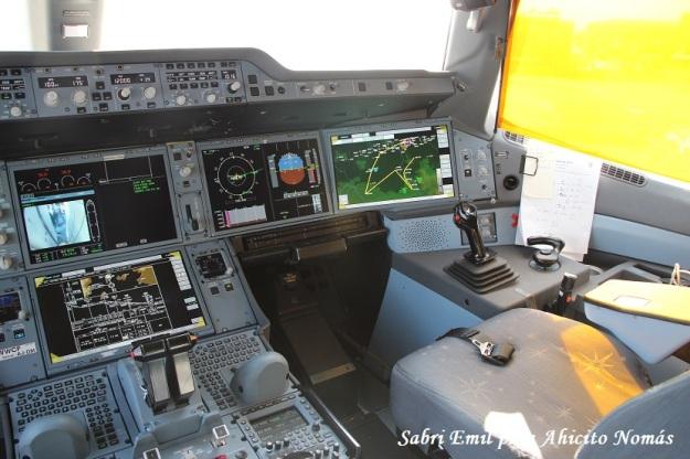 3 cockpit