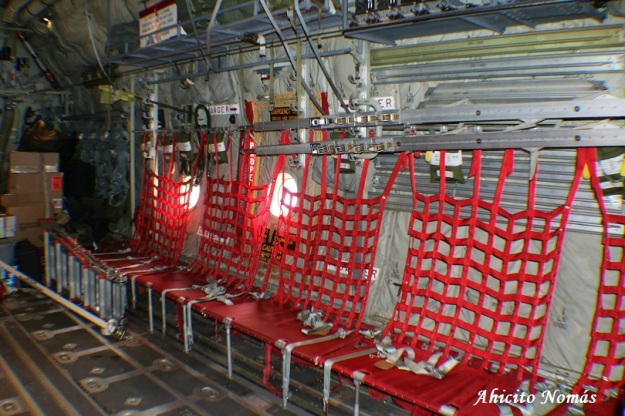 C130 asientos