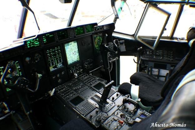 C130 mandos centrales