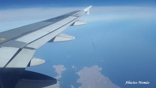 Costa del Atlantico desde el aire