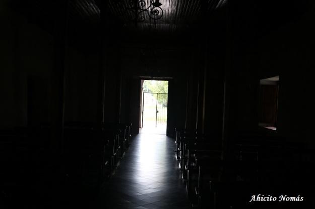 Iglesia Oscura