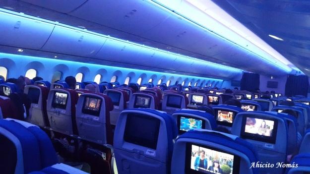 Iluminacion vuelo nocturno