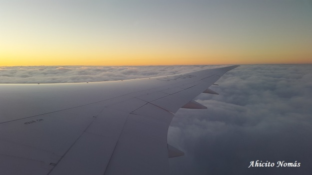 Manto de nubes