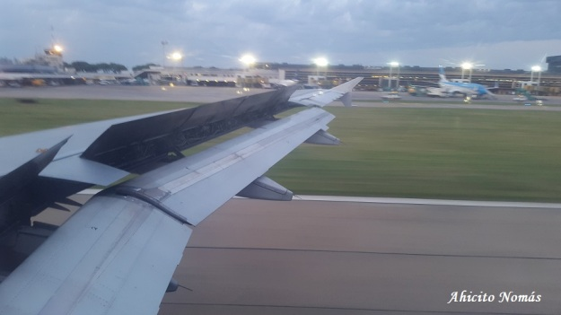 Touch Down AEP
