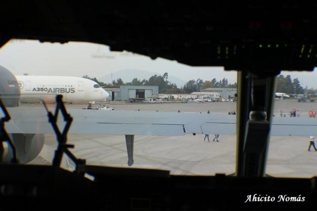 Vista FIDAE desde C17