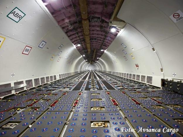 A330F Upper Deck