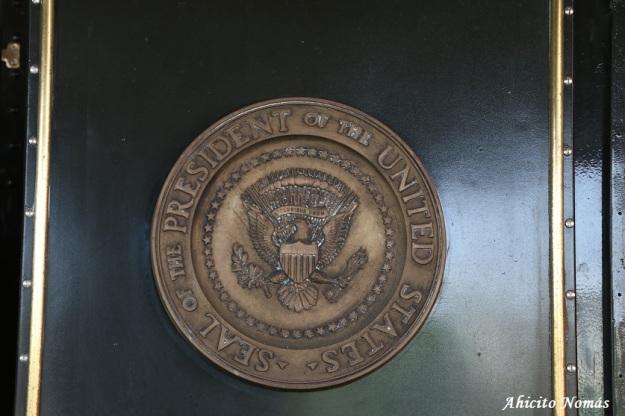 Escudo presidencial
