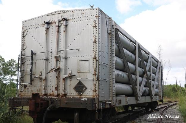 Helium Tank Car