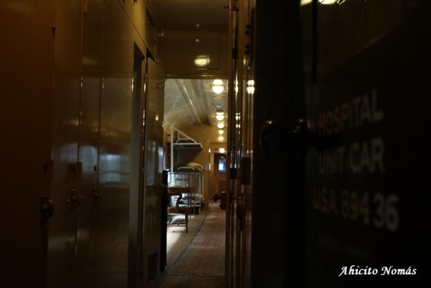 Ingreso Tren Hospital