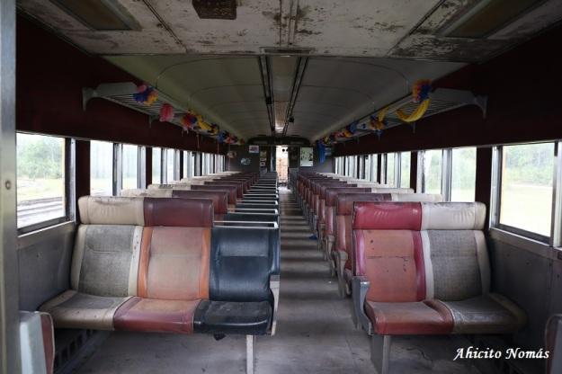 Interior abandonado