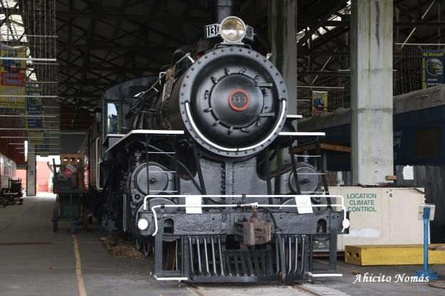Locomotora 113