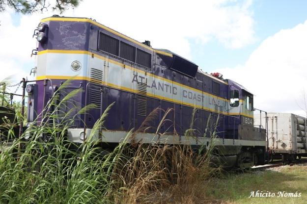 Locomotora Atlantic Coast Line