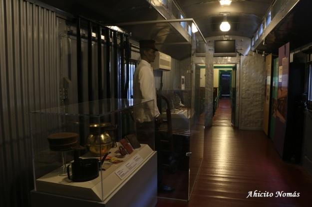 Vagon Museo 1