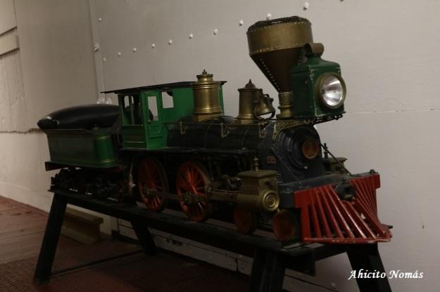 Vagon Museo 4 Locomotora