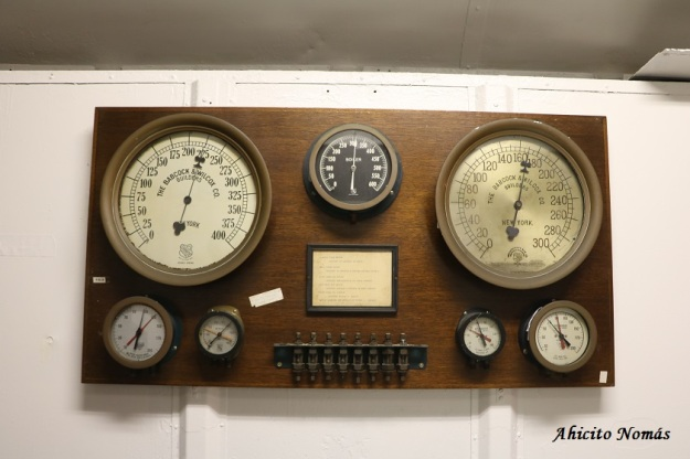 Vagon Museo 5 Instrumentos