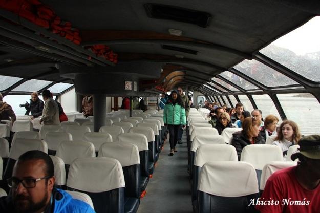 Interior buque